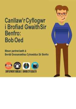 Canllaw'r Cyflogwr i Brofiad Gwaith Sir Benfro