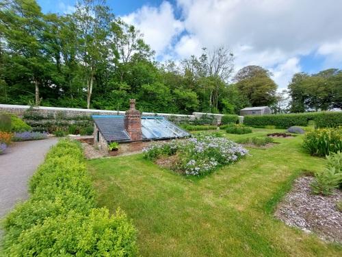 Scolton garden