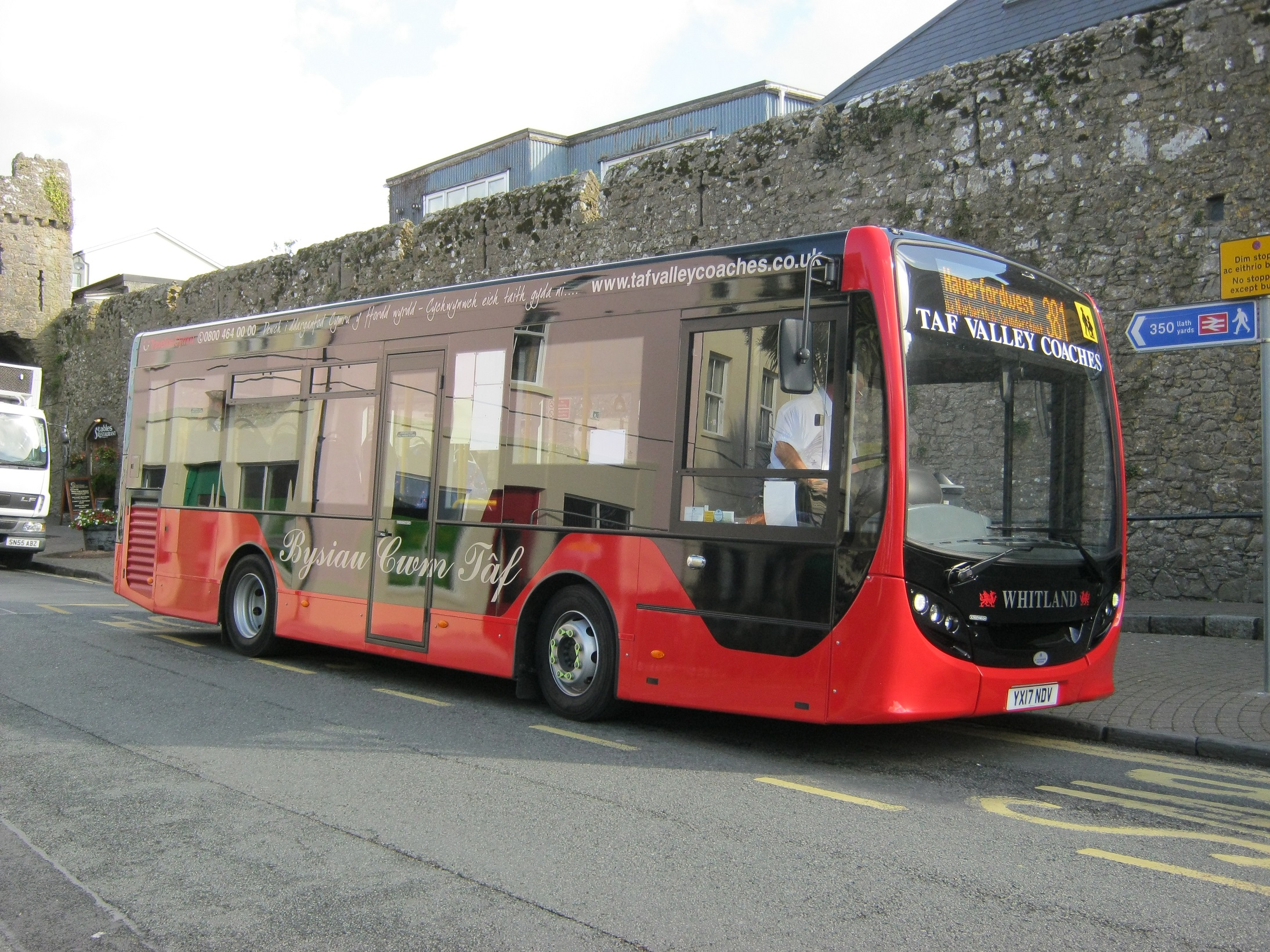 bus timetable changes designed to improve service - pembrokeshire