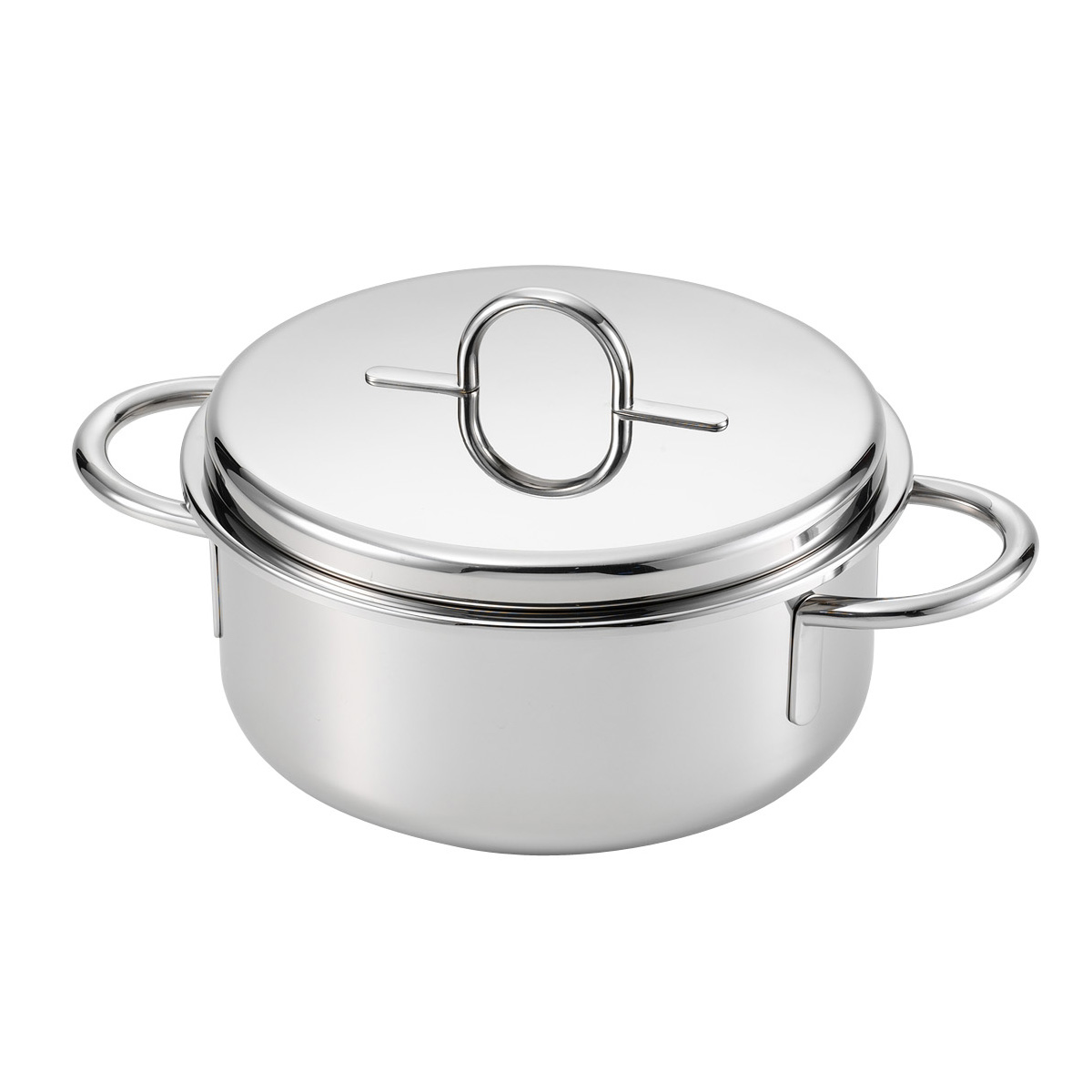 Two Handled Pan
